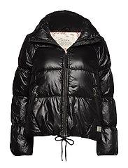 embrace jacket - ALMOST BLACK