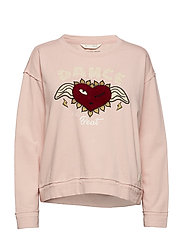 fun and fair sweater - SHEER PINK