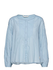 magic space blouse - AIR BLUE