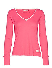 Tiny Miracle L/S Top - SPARKLING PINK