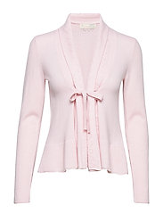 Canna Cardigan - ORCHID PINK