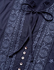ODD MOLLY - Dance More Dances Dress - robes midi - dark blue - 2