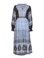 La Vie Boheme Dress - SKY BLUE