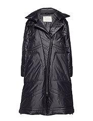 City Alpine Jacket - ALMOST BLACK