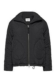Harmony Jacket - ALMOST BLACK