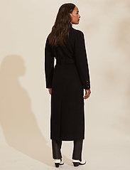 ODD MOLLY - Luna Coat - manteaux en laine - almost black - 3