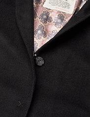 ODD MOLLY - Luna Coat - manteaux en laine - almost black - 4