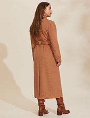 ODD MOLLY - Luna Coat - manteaux en laine - brown mocha - 3