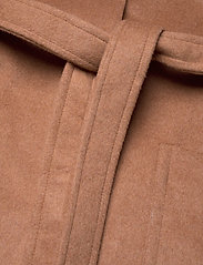 ODD MOLLY - Luna Coat - manteaux en laine - brown mocha - 7