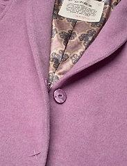 ODD MOLLY - Luna Coat - manteaux en laine - smokey purple - 4