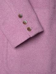 ODD MOLLY - Luna Coat - manteaux en laine - smokey purple - 5