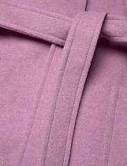ODD MOLLY - Luna Coat - manteaux en laine - smokey purple - 7