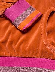 ODD MOLLY - UnconquerableJacket - sweats - dark orange - 3