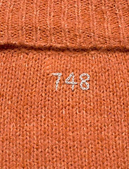 ODD MOLLY - Cozy Hugs Turtleneck - rolkraagtruien - deep orange - 3
