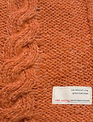 ODD MOLLY - Cozy Hugs Turtleneck - rolkraagtruien - deep orange - 4