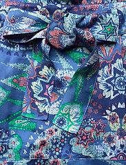 ODD MOLLY - Head Turner Skirt - midi rokken - washed cobalt - 2