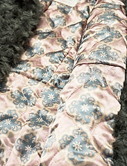ODD MOLLY - Amandine Long Jacket - fausse fourrure - green asphalt - 6