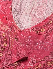 ODD MOLLY - Amélie Blouse - langærmede bluser - red elderberry - 4