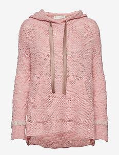 wavelength sweater - ROSE
