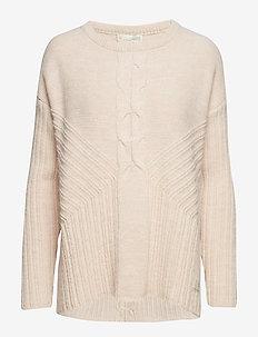 harmony play sweater - SHELL
