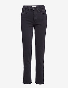chord jeans - CHARCOAL
