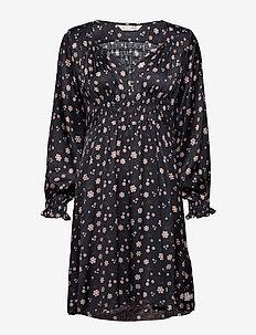 unsilent night dress - ALMOST BLACK