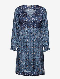 unsilent night dress - TRUE BLUE