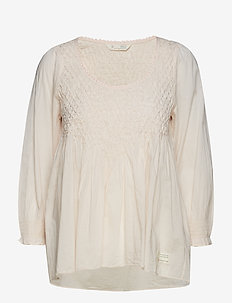 sway blouse - PALE ROSE