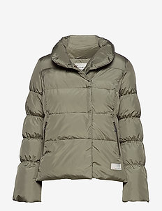 downbeat jacket - FADED CARGO