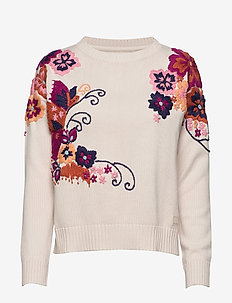 Miss Epic Sweater - multi