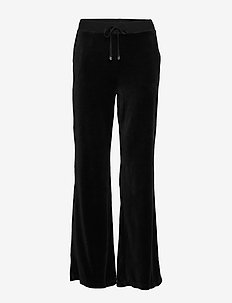 Velouragenius Pant - almost black