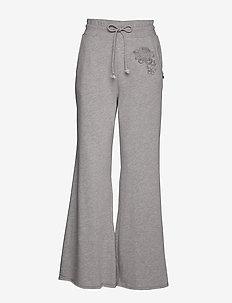 Sunday Snooze Pant - light grey melange