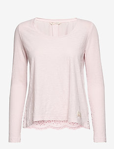 Woven To Life Top - ROSE
