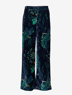 Cherry Bomb Pant - pantalons larges - night sky blue