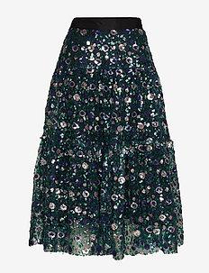 Sequins & Sunshine Skirt - MULTI