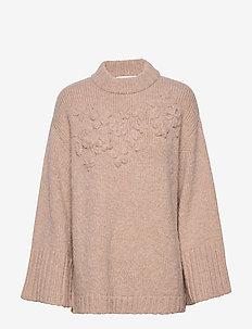 Life Coordinator Sweater - light taupe