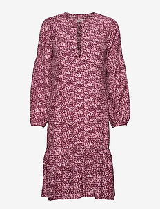 Aria Dress - hverdagskjoler - blush pink