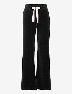 Marion Pants - sweatpants - almost black