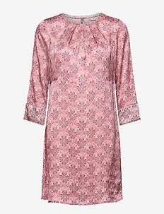 Harper Dress - hverdagskjoler - blush pink