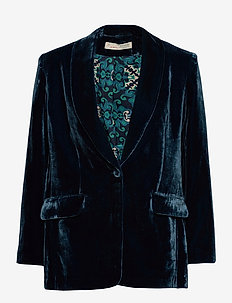 Giselle Suit Jacket - vestes casual - mood teal
