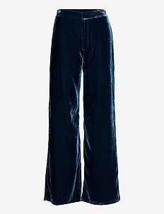 Giselle Pants - pantalons - mood teal