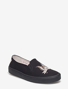 speed up slip-in sneakers - ALMOST BLACK