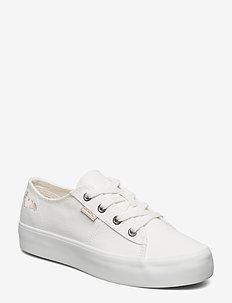 pedestrian sneaker - BRIGHT WHITE
