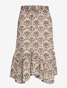 Sensational Skirt - PEBBLE GREY