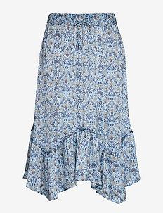 Sensational Skirt - SPRING BLUE