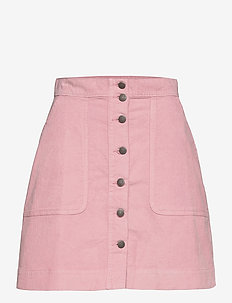 Holly Skirt - korte nederdele - pink mauve