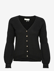 Donna Cardigan - swetry rozpinane - black