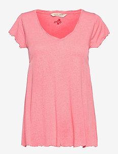Carole Top - t-shirts - pink dream