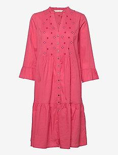 Kayla Dress - sommerkjoler - pink fudge