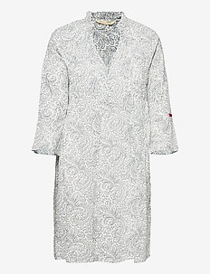 Judy Dress - sommerkjoler - light chalk